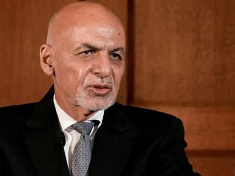 Tổng thống Afghanistan Ashraf Ghani và gia đình đang ở UAE