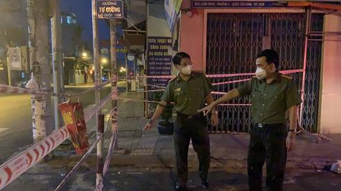 Lãnh đạo Công an TPHCM thăm hỏi, động viên Công an quận 3, quận Tân Bình