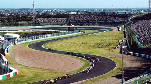 GP Nhật Bản tiếp tục bị hoãn vô thời hạn