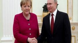 Lãnh đạo Nga, Đức sắp thảo luận về dự án Dòng chảy Phương Bắc 2