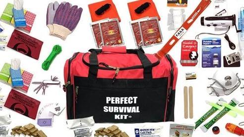 Túi đồ khẩn cấp: Những món đồ quan trọng cần có không phải ai cũng biết
