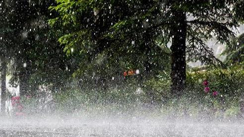 Cảnh báo mưa lớn ở nhiều vùng trên cả nước