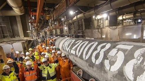 Nga: Nord Stream 2 hoàn thành, mọi nỗ lực ngăn chặn của Mỹ đã thất bại