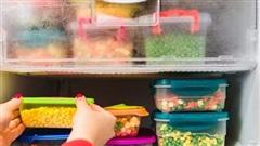 Cách trữ đông thực phẩm an toàn mùa dịch