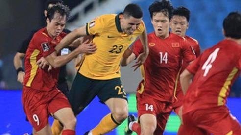 Dàn cầu thủ Việt Nam nói gì sau trận thua sát nút tuyển Australia