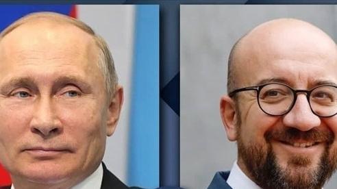 Vấn đề gì khiến lãnh đạo Nga và EU đồng ý hợp tác?