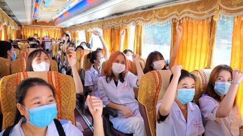 Hải Phòng cử 200 bác sỹ, điều dưỡng, sinh viên ngành y chi viện cho Hà Nội chống dịch COVID-19