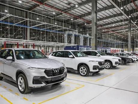 Tháng Tám, thị trường ôtô Việt có doanh số thấp nhất kể từ năm 2015