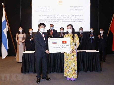 Chính phủ Slovakia tặng Việt Nam 100.000 liều vaccine của Astrazeneca