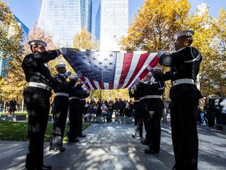 [Video] Nước Mỹ tưởng niệm nạn nhân vụ khủng bố kinh hoàng ngày 11/9