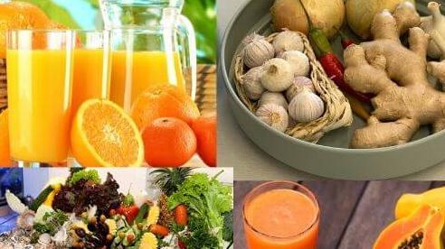 Khuyến cáo về dinh dưỡng tại nhà và khu cách ly cho người mắc Covid-19