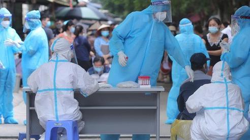 Lấy gần 1,3 triệu mẫu xét nghiệm diện rộng, đã phát hiện 18 mẫu dương tính SARS-CoV-2