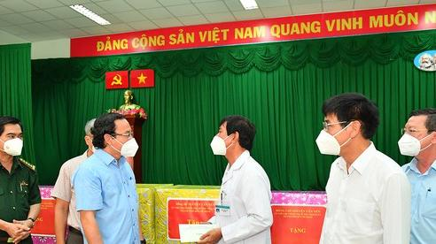 Huyện Cần Giờ xây dựng, củng cố lại hệ thống y tế cơ sở chuẩn bị cho 'bình thường mới'