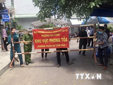 Bình Định: Phát hiện ổ dịch COVID-19 trong cộng đồng tại Quy Nhơn