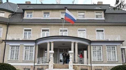 Czech thông báo bắt giữ một công dân Nga, Moscow điều tra