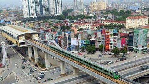 Ấn định thời gian 'về đích' của dự án đường sắt Cát Linh - Hà Đông