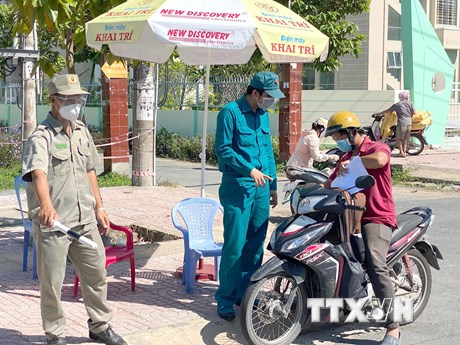 Phú Yên: Khởi tố đối tượng chống người làm nhiệm vụ kiểm soát dịch
