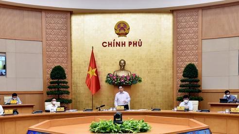 Thủ tướng Phạm Minh Chính: Phải sớm tích hợp các ứng dụng phòng chống dịch thành một