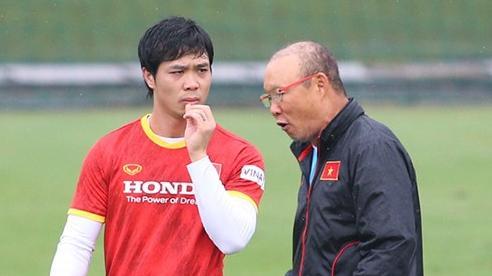 HLV Park Hang Seo 'xếp chỗ' cho Công Phượng ở tuyển Việt Nam