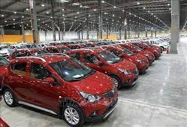Tháng 8, gần 9.000 ô tô được bán ra thị trường