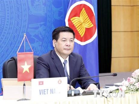 Các hội nghị tham vấn cấp Bộ trưởng Kinh tế ASEAN và các nước đối tác