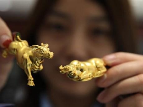 Quan ngại khủng hoảng kinh tế ở Afghanistan, giá vàng thế giới tăng