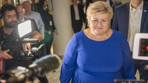 Bầu cử Quốc hội Na Uy: Liên minh cầm quyền mất thế đa số, nữ Thủ tướng Solberg thông báo từ chức
