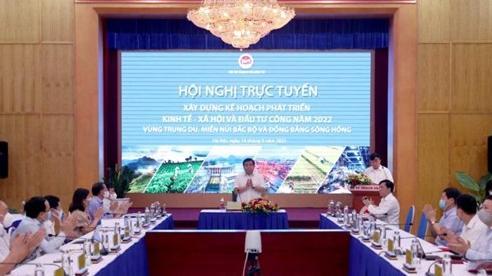Tăng trưởng kinh tế của Đồng bằng sông Hồng và Trung du, miền núi Bắc bộ cao hơn mức bình quân của cả nước