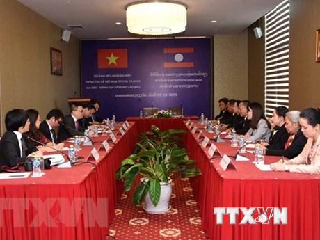 Quan hệ hợp tác giữa Thông tấn xã Việt Nam và KPL ngày càng bền chặt