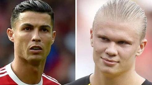 Ronaldo đợi Haaland ở MU, Chelsea 'thưởng' Mason Mount