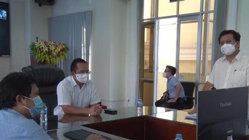 Chính quyền tỉnh Long An đối thoại trực tuyến với 500 doanh nghiệp