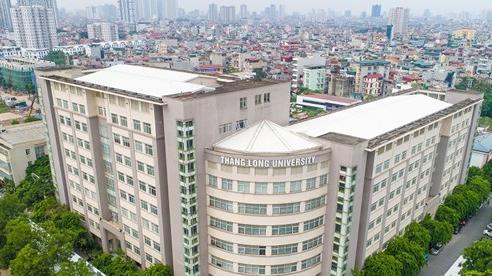 Đại học Thăng Long công bố điểm chuẩn kèm tiêu chí phụ