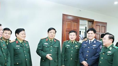 Đại tướng Phùng Quang Thanh với lực lượng BĐBP