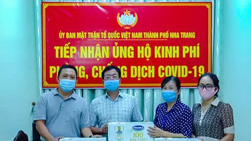 Đến sáng 15/9, Khánh Hòa có 6.328 bệnh nhân xuất viện