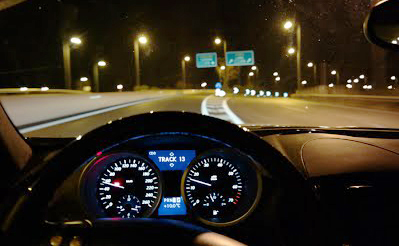 'Mách nước' tốc độ lái xe giúp tiết kiệm nhiên liệu nhất