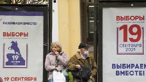 Nga: Tổng thống Putin gửi thông điệp tới nhân dân toàn quốc khi đang tự cách ly