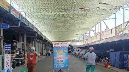 Người dân vùng xanh, vùng vàng tại Đà Nẵng được đi chợ theo phiếu có mã QR