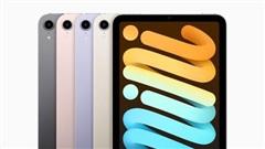 iPad mini 6 ra mắt, về Việt Nam cuối tháng 10