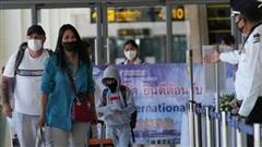Thủ đô Bangkok của Thái Lan đón du khách quốc tế từ 15/10