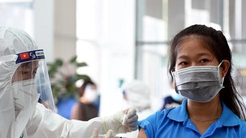 Đồng Nai xin bổ sung 700 nghìn liều vaccine để hoàn thành tiêm mũi 1