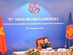AACC-18: Không quân ASEAN tăng cường hợp tác vì an ninh khu vực