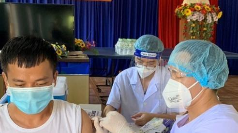 Đà Nẵng: Gần 1.000 can phạm, phạm nhân được tiêm vaccine phòng COVID-19