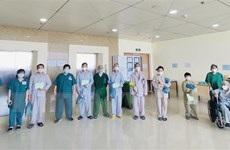 Thành phố Hồ Chí Minh: Thêm nhiều bệnh nhân nặng được xuất viện về nhà