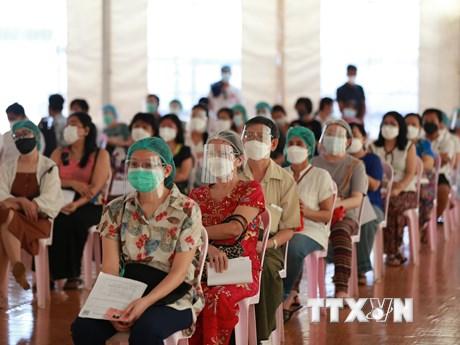ASEAN trao hàng cứu trợ COVID-19 trị giá 1 tỷ USD cho Myanmar