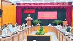 TP. Hồ Chí Minh phải củng cố và giữ bằng được vùng xanh