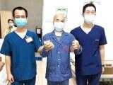 Hà Nội điều trị thành công ca nhiễm Covid-19 bằng ECMO