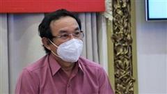 Bí thư Thành ủy Nguyễn Văn Nên: 'Cần sớm phục hồi kinh tế'