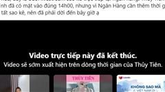 Dân mạng hẫng hụt vì livestream của Thủy Tiên và Công Vinh công bố 18.000 trang sao kê quá ngắn ngủi