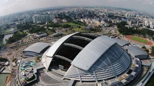 Singapore đăng cai AFF Cup 2020