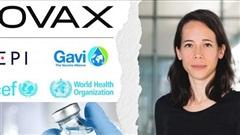 Cô gái gốc Việt và sứ mệnh chia sẻ vaccine toàn cầu